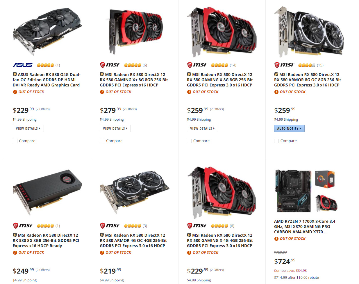 AMD GPU shortage - Crypto Mining Blog