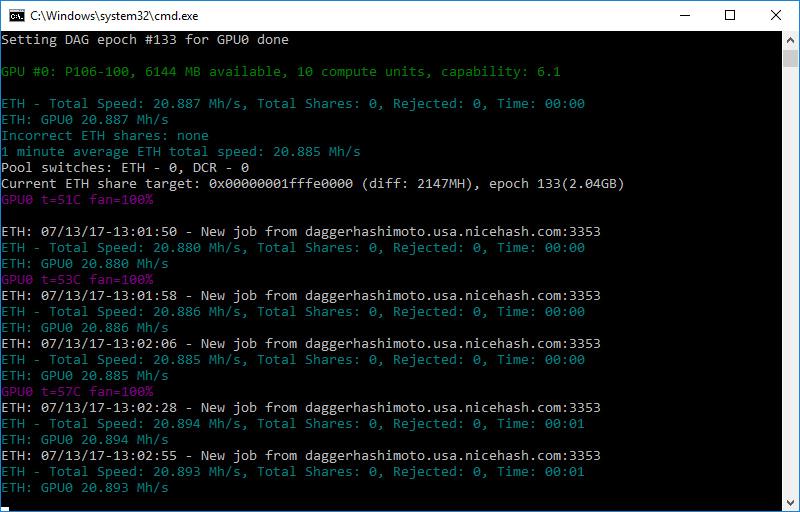 GP106-100 mining GPU - Crypto Mining Blog