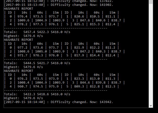 XMR-STACK miner - Crypto Mining Blog