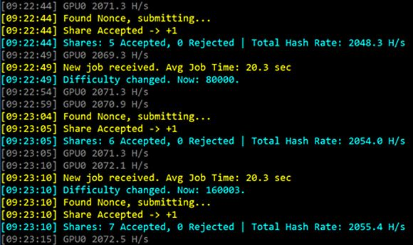RX Vega 64 miner - Crypto Mining Blog