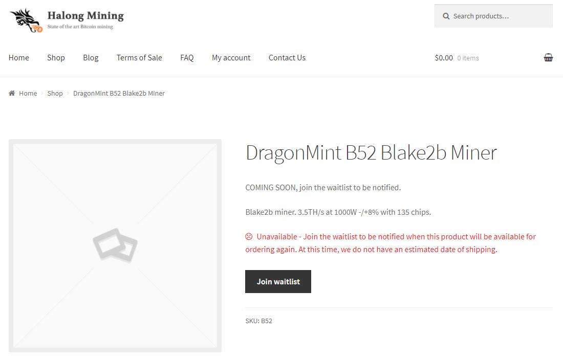 Blake 2b miner - Crypto Mining Blog