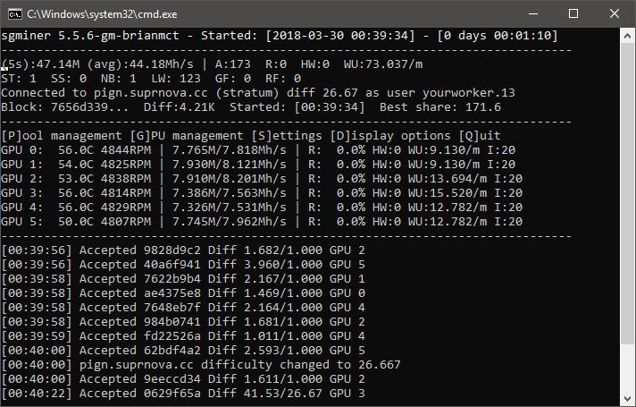 RVN AMD miner - Crypto Mining Blog