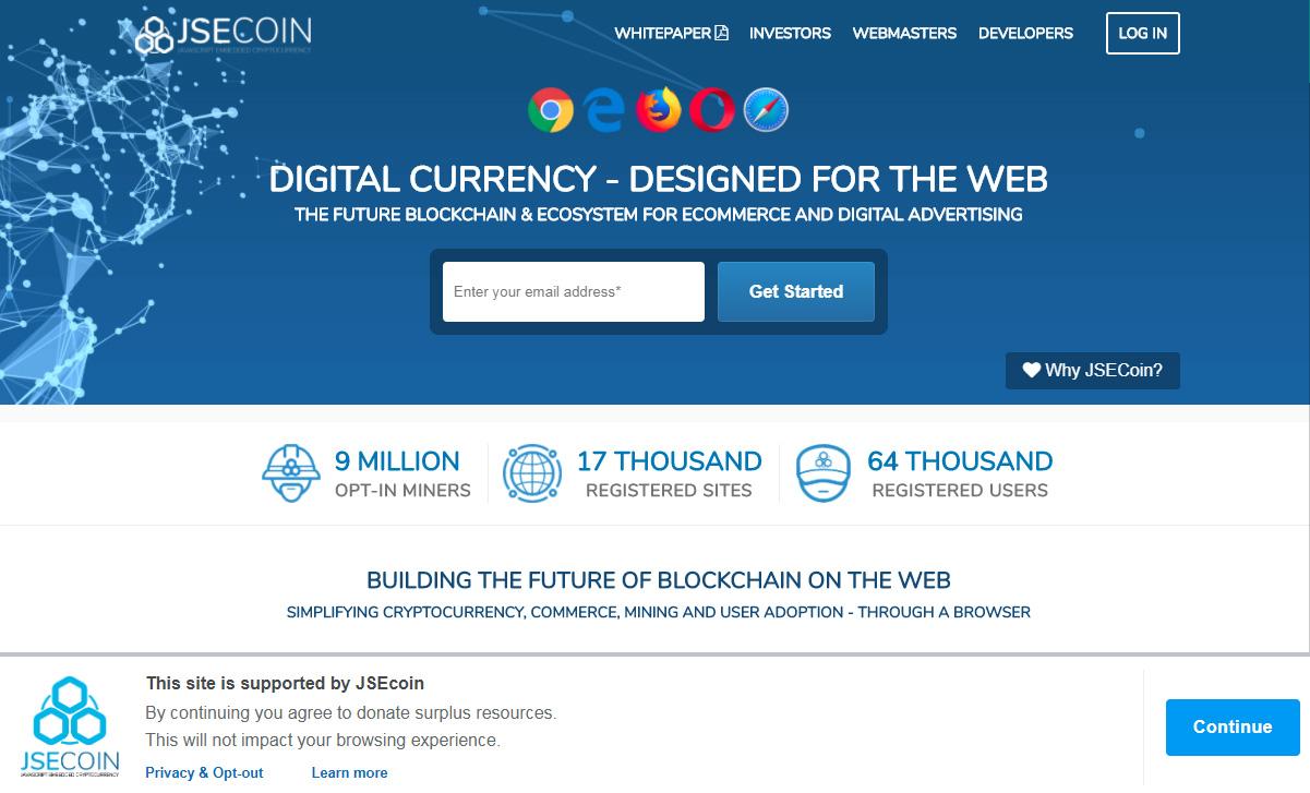 jse bitcoin