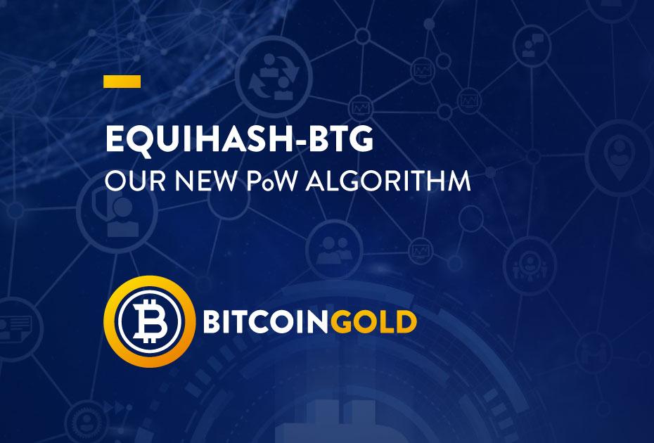 Bitcoin gold fork crypto mining blog new pow algorithm btgg ccuart Choice Image