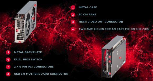 RebTech предлагает интересные продукты для майнинга на GPU