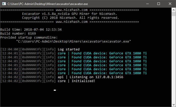 X16r Nvidia miner - Crypto Mining Blog