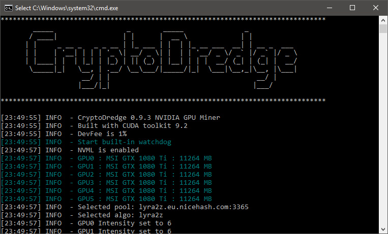 CryptoDredge 0 9 3 With CryptoNight v8 Support and