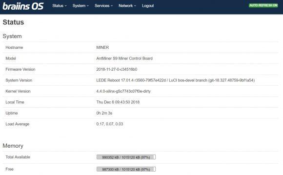 alternative firmware - Crypto Mining Blog