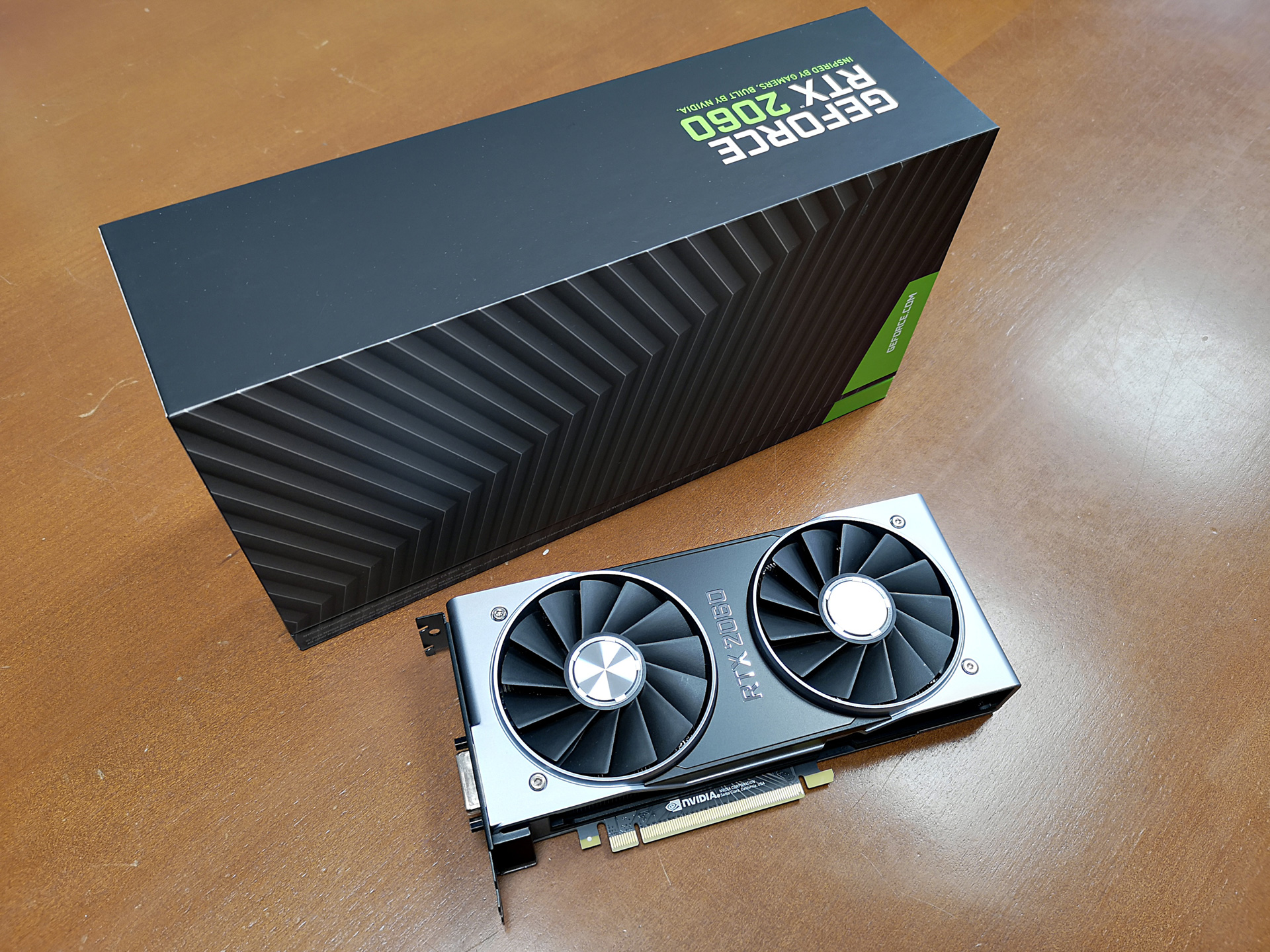 Nvidia Has Announced Their New Mid-Range GeForce RTX 2060 GPUs