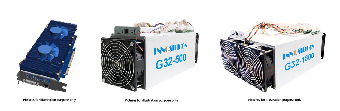 Innosilicon G32 GRIN ASIC Miners Now Up for Pre-order - Crypto